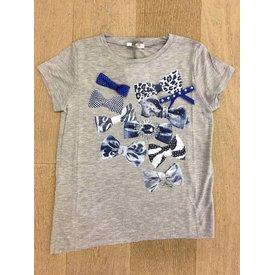 Liu Jo junior G68060J5489 t-shirt m/c bows