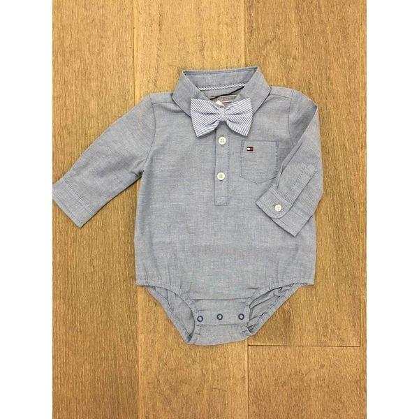 Tommy newborn KN00852 Eid snappy oxford