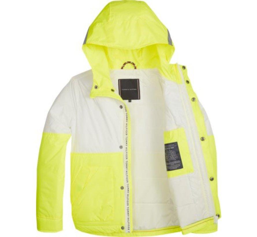 KB04462Neon Bonded Jacket