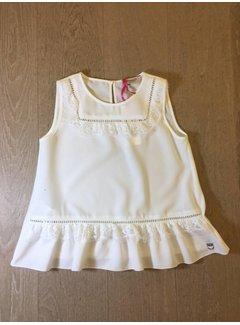 Pinko 1A118G-Y4RZAusente blusa georgette bloes