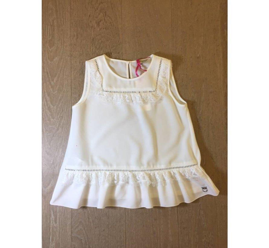 1A118G-Y4RZAusente blusa georgette bloes