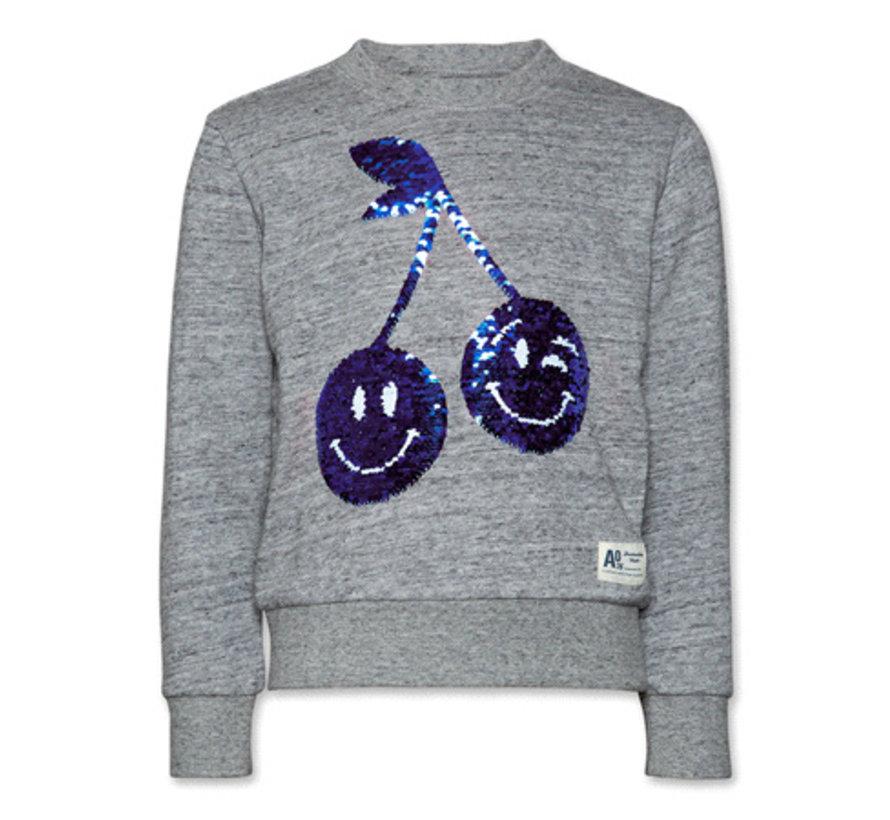 119-1200-11C-neck sweater cherry