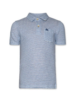 American Outfitters 119-2131T-shirt polo striped