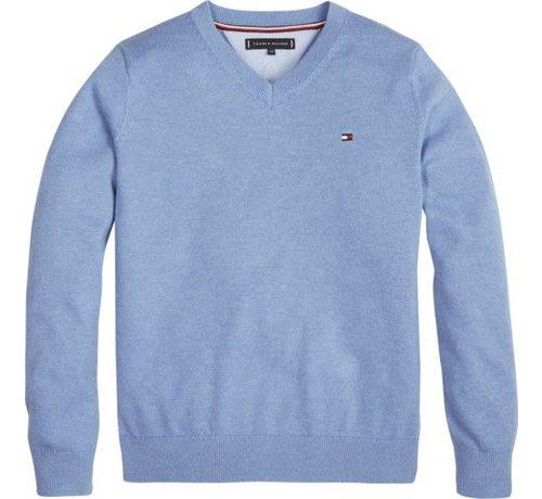 Tommy hilfiger pre KB04499Essential Organic V Neck Sweater