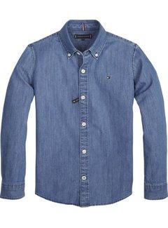 Tommy hilfiger pre KB04519Denim Shirt