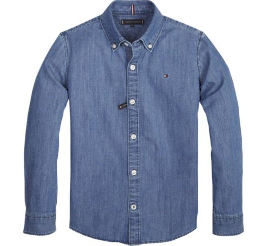 KB04519Denim Shirt