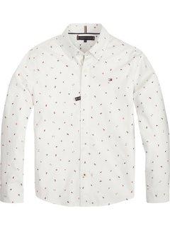Tommy hilfiger pre KB04520Allover Print Shirt