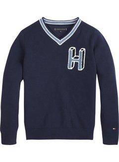 Tommy hilfiger pre KB04564Cricket V Neck Sweater