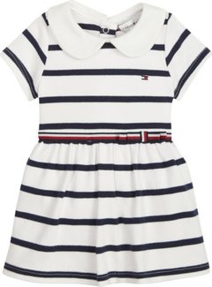 Tommy hilfiger pre KN00959Baby Rugby Stripe Dress