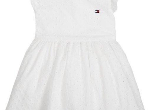 Tommy hilfiger pre KN00963Baby Broderie Dress