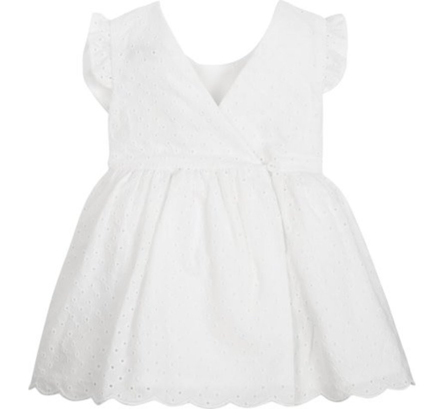 KN00963Baby Broderie Dress