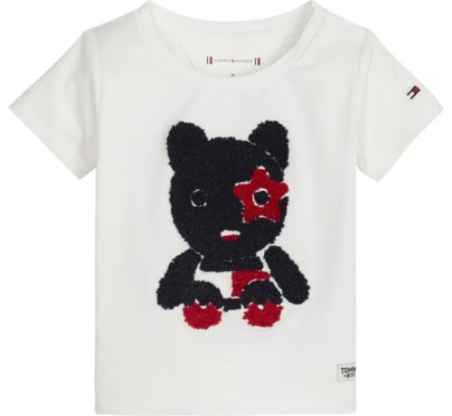 Tommy hilfiger pre KN00985Baby Tommy Mascot Tee