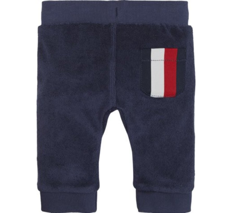 KN01009Baby Towelling Sweatpants