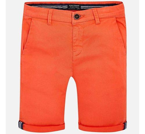 Mayoral 242Basic twill chino shorts