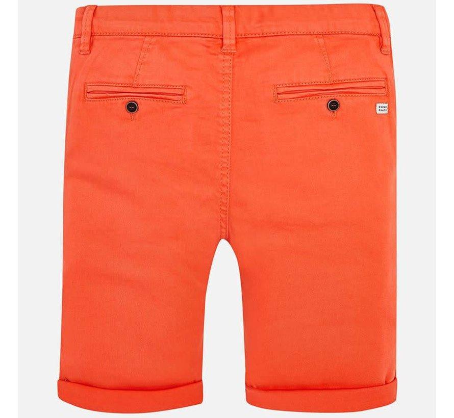 242Basic twill chino shorts