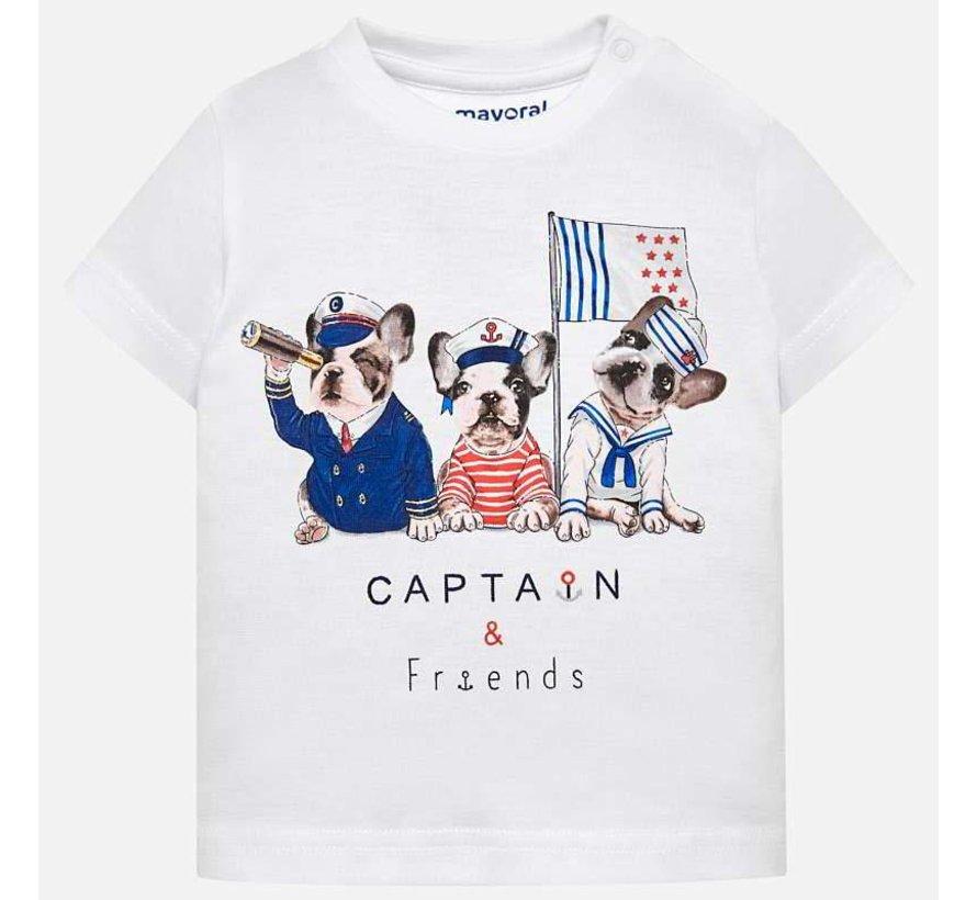 1017Printed t-shirt