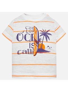 Mayoral 1030Stripe t-shirt