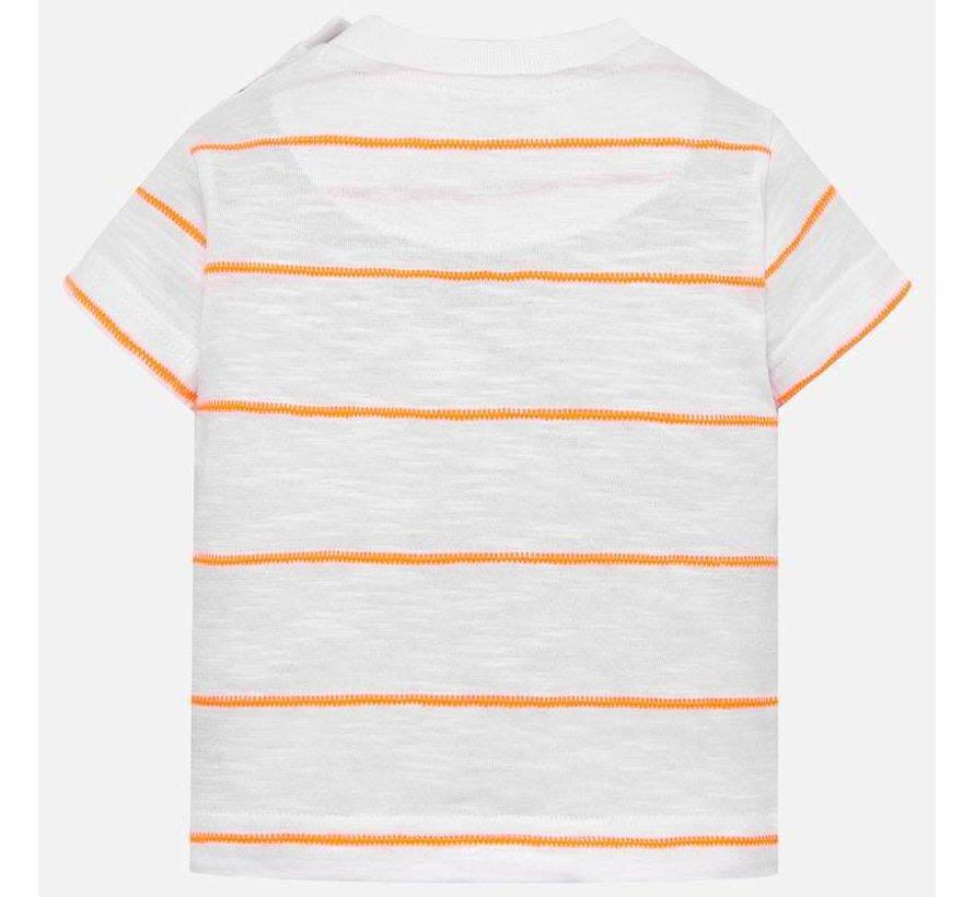 1030Stripe t-shirt