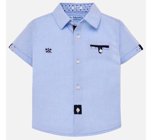 Mayoral 1127Detailed shirt