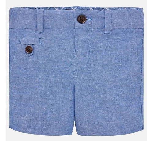 Mayoral 1238Linen dressy shorts