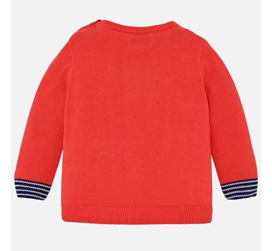 1312Van intarsia sweater