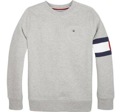 Tommy Hilfiger KB04658Cut sew flag sweatshirt