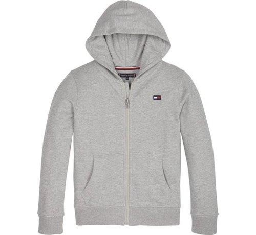 Tommy Hilfiger KB04659Hilfiger logo zip hoodie