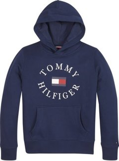 Tommy Hilfiger KB04661Hilfiger logo hoodie