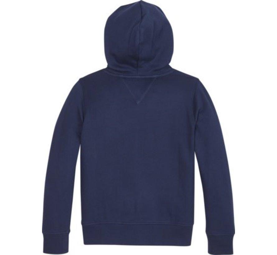 KB04661Hilfiger logo hoodie