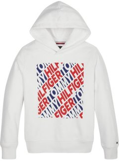 Tommy Hilfiger KB04668Fashion graphic hoodie