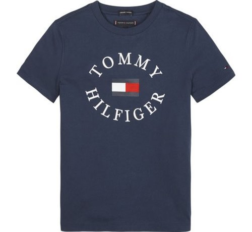 Tommy Hilfiger KB04676Essential tommy graphic tee p2