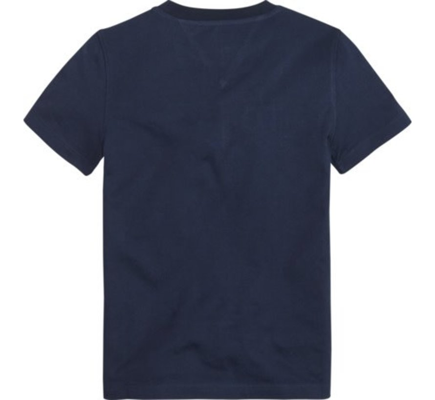 KB04681Essential graphic embr tee s/s