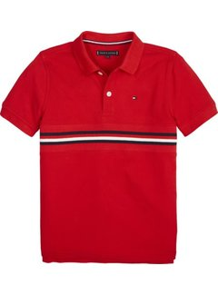 Tommy Hilfiger KB04709Flag insert polo s/s