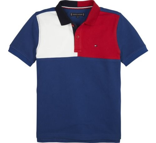 Tommy Hilfiger KB04713Colorblock polo s/s