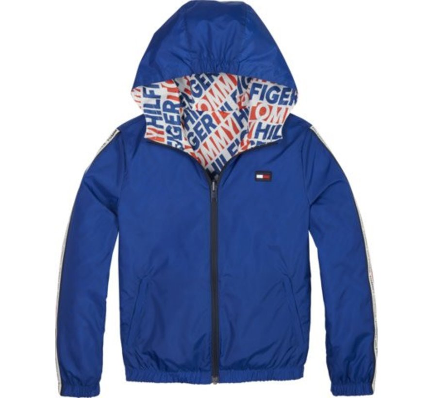 KB04725Reversible hooded all over