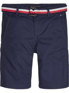 Tommy Hilfiger KB04780Essential dobby belted chino
