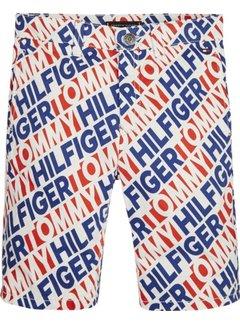 Tommy Hilfiger KB04787Fashion slub twill aop shorts