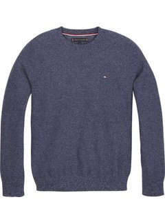 Tommy Hilfiger KB04790Twisted rice corn sweater