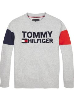 Tommy Hilfiger KB04820Colorblock sweater