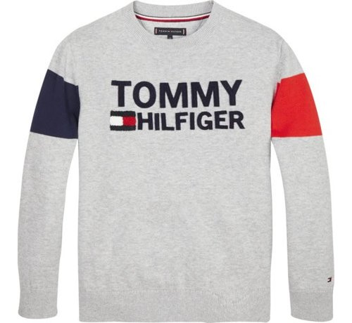 Tommy Hilfiger KB04820Colorblock sweater