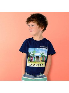 Mayoral 3033Sunset t-shirt