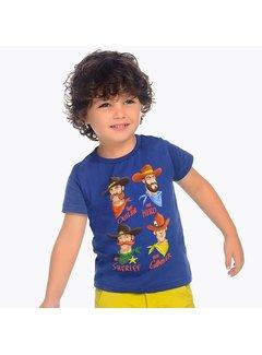 Mayoral 3038Cowboys t-shirt