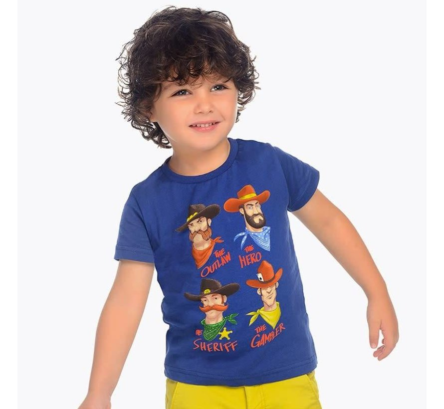 3038Cowboys t-shirt