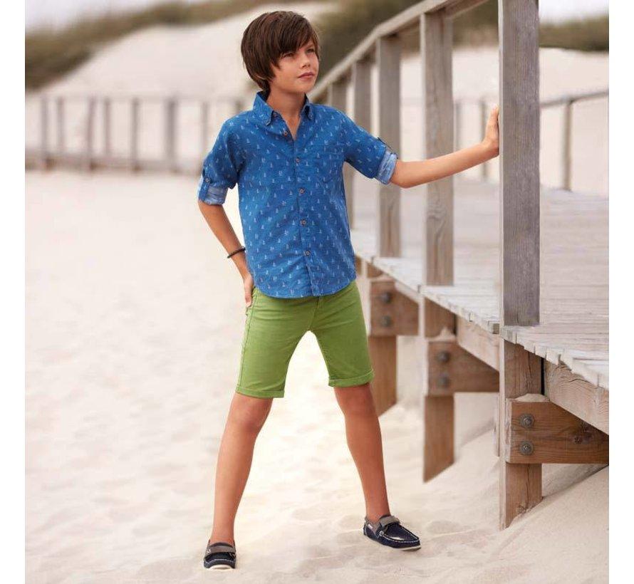 231Basic twill 5p shorts