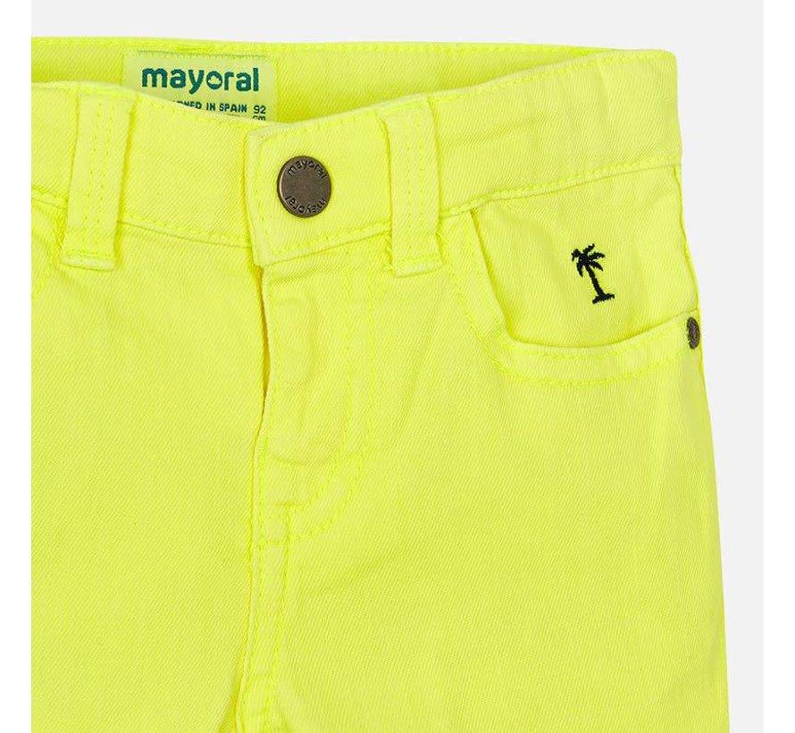 3230Strech twill shorts