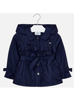 Mayoral 3415Ruffle windbreaker