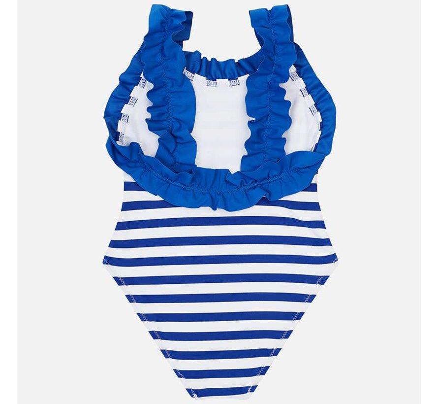 3715Flower swimsuit