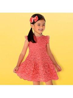 Mayoral 3934Lace dress