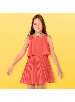 Mayoral 6930Pleated dress