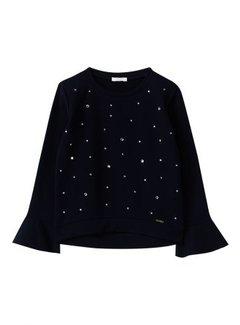 Liu Jo D19011F0090Felpa Chiusa sweater